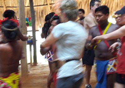 Les indiens Emberas et les Kunas
