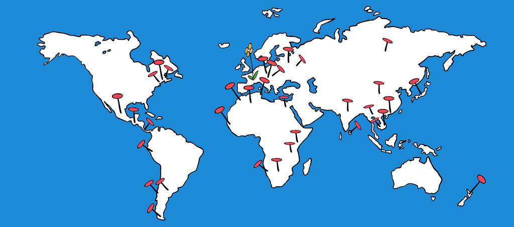 Echappées autour de la Terre