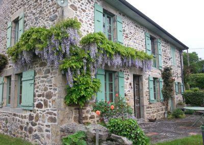 Le «Jardin d'Hélène»